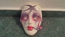 Maske Ton 18 x 13 cm