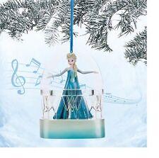 Disney Elsa Singing Sketchbook Ornament  Frozen