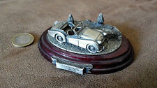 Triumph TR2 Hand-Crafted in England by Mark Models LTD / Pewter
