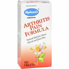 Hylands Homeopathic Arthritis Pain Formula Natural Relief - (100 Tablets)