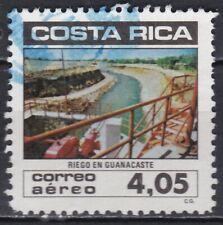 COSTA RICA  CORREO AEREO  JAAR 1982 NR. Y&T 852 ° (L11)