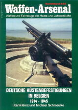 Waffen-Arsenal Sonderband 55 deutsche Küstenbefstigungen in Belgien WW2/Fotos