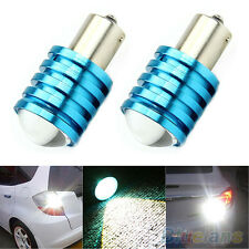 2X Functional 7W Cree Q5 1156 BA15S LED Car Signal Reverse Wedge Light Lamp Bulb