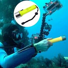3W Diving Flashlight 2000LM Q5 LED Waterproof AA Torch Underwater Lamp FS