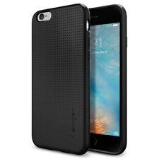 Spigen® Apple iPhone 6 / 6S [Liquid Air Armor] Black Slim Protective Case Cover