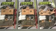 kit pastiglie Trofeo anteriori + posteriori Triumph sprint 955 1050 GT ST RS