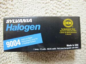Headlight Bulb-Sedan Sylvania 9004