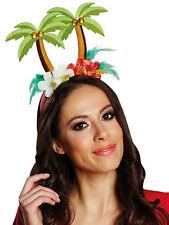 Hawaii Haarreif  NEU - Karneval Fasching Hut Mütze Kopfbedeckung