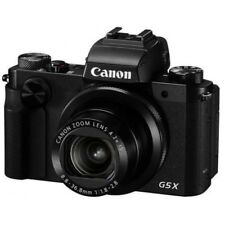 USED Canon PowerShot G5 X Digital with 4.2x Optical Zoom Excellent FREE SHIPPING