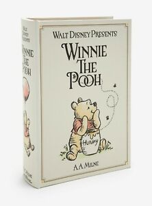 Disney's Winnie the Pooh Book Box, NEW