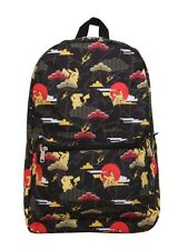 Pokemon Go Pikachu Sun Backpack School Book Bag Gift New With Tags!