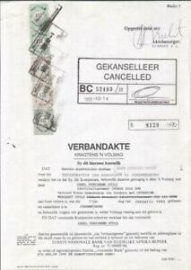 South Africa document revenues 1990 fiscal