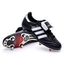 Adidas - World Cup Scarpe da Calcio Unisex (schwarz/weiß) 40 2/3