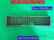 Bosch Dishwasher Spare Parts Cup Rack  Replacement 445x115mm (Grey) (DA24) Used