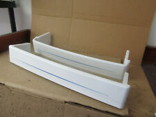 Ge Refrigerator Freezer + Fridge Door Shelf Set Part # Wr71X10343 Wr71X10307