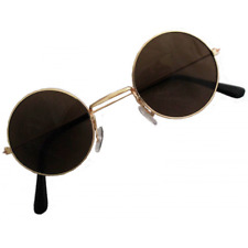 e1246205d94 Hippie Hippy John Lennon Ozzy 60s 70s Round Specs Fancy Dress Glasses  Sunglasses