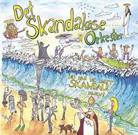 Det Skandaløse Orkester : No Har De Laget Skandale Igjen! CD (2018) ***NEW***