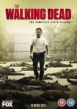 The Walking Dead - Season 6 (2016 DVD)
