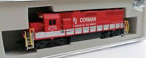 Atlas N' EMD GP38 RJ Carman #7697 (NEW IN THE BOX FROM INVENTORY) Digital