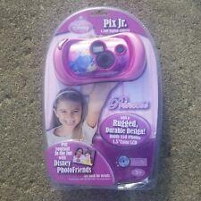 NEW Disney Pix Jr Digitial Camera Princess 1.3MP Pink Disney Photofriends Sealed