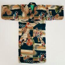Vintage - Japanese Kimono for boys - Mt. Fuji & Eagle - Great for Display