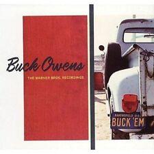 The Warner Bros. Recordings by Buck Owens (CD, Mar-2007, 2 Discs, Rhino (Label))