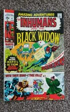 MARVEL Comics Amazing Adventures 1971 #4 Stan Lee Jack Kirby
