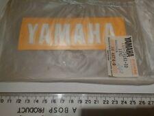 NOS Genuine Yamaha Fairing Tank Decal Sticker 1X0-24161-10 RD500 RZ500 YPVS
