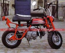 HONDA 50 Monkey 1964 Fiche Moto 000023