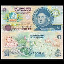 Bahamas 1 Dollar, ND(1992), P-50, UNC