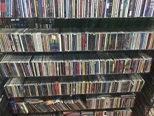 Fun Bulk Lot of 50 CD's in Cases, many good names, Pop, Rock, Comedy, Specials