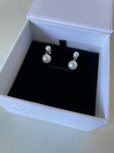 MEJURI Essential Pearl Earrings