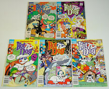Jughead's Pal Hot Dog #1-5 VF/NM complete series - archie comics - all newsstand