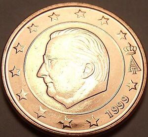Gem Unc Belgium 1999 1 Euro Cent~See All Our gem unc World Coins