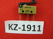 XCG5-81-P5 538  Schalter commutateur Mikroschalter switch Saeco Incanto KZ-1911