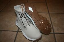 New In Box Timberland Men's Brooklyn Side Zip Taupe Casual Boots TB0A1YMK K51