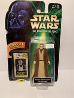 ANAKIN SKYWALKER  Star Wars Power of the force figure flashback photo 1998