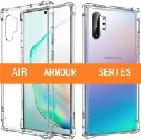 Case For Samsung Galaxy Note 10 Plus 5G Silicone Gel Shockproof Ultra Slim Clear