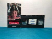 A nightmare on Elm Street   VHS  & sleeve