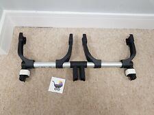 Bugaboo Donkey2/Donkey Twin/double car seat adapter. Maxi cosi. 009