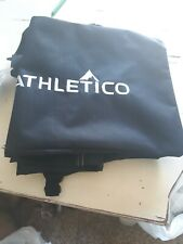 NEW - ATHLETICO Adjustable Ski Bag (ONLY) - 13.75in x Up To 80in - Black & White