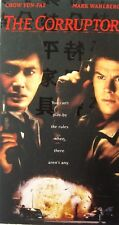 The Corruptor (VHS, 1999) Yun-Fat Chow, Mark Wahlberg, # 794043475337