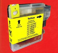 WB0980Y CARTUCCIA Giallo COMPATIBILE x BROTHER  MFC-6490CW MFC-6890CDW