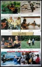 SWING - Tony Gatlif,Rech,Reinhardt,Copp,Schmitt - JEU DE 8 PHOTOS / 8 FRENCH LC