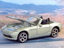 BMW Z8 ROADSTER,1:57 (Silver/Grey) Majorette MIP Diecast Passenger Sports Car