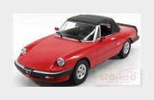 Alfa Romeo Duetto 3-Series Evo2 Spider Soft-Top 1986 KK SCALE 1:18 KKDC180191