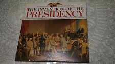 *THE INVENTION OF THE PRESIDENCY* AMERICAN HERITAGE RECORD, 1968, LP-ALBUM NM/NM