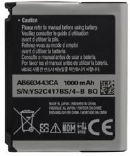 Samsung  Behold T919 Gravity 2 T469 Instinct S30 M810 1000mAh battery-AB603443CA