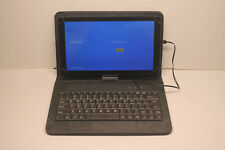 "EMATIC 10"" 16GB ANDROID TABLET w/ KEYBOARD CASE - EGQ236BDBL"