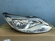 Ford Focus MK5 O/S Drivers Headlight 2011 - 2014 BRAND NEW GENUINE FORD